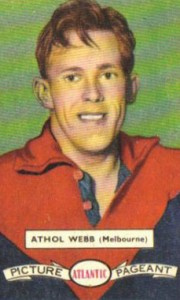 145. Athol Webb