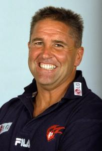 AFL 2001 Media - Melbourne Team Portraits
