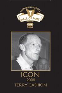 45. Terry Cashion - ICON