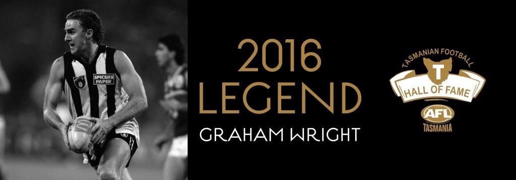 Web banner LEGEND Graham Wright